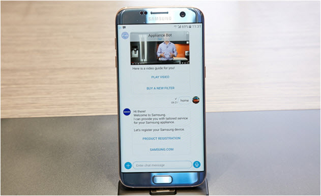 Samsung to Expand its RCS (Rich Communication Services