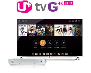 LG U+ IPTV (U+ tv G 4K UHD) Services (2): 4K UHD VoD | NETMANIAS